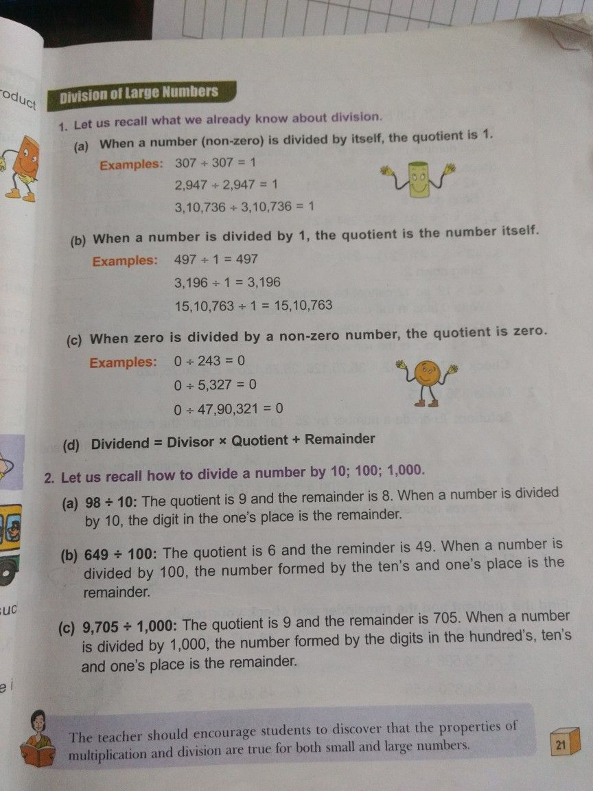 20 Division On Large Numbers Division Word Problems Word Problems Mathematics [ 1152 x 864 Pixel ]