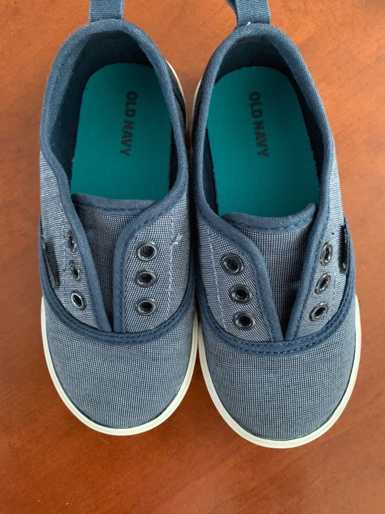 toddler us size 9 blue shoes  fashion  clothing  shoes  accessories   babytoddlerclothing  babyshoes (ebay link) 3cb16c64d