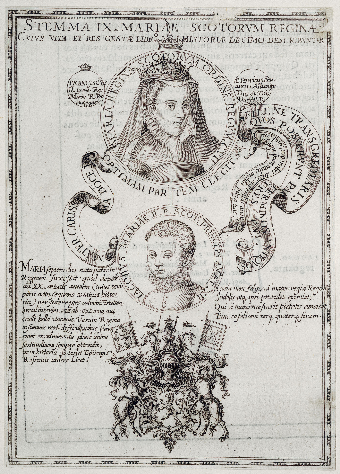 Mary Queen Of Scots Family Tree And Coat Of Arms Mary