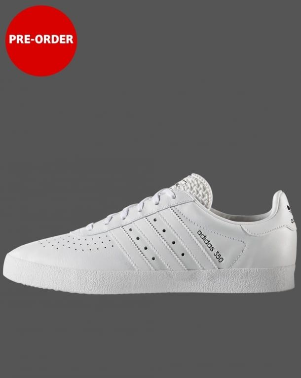 huge selection of 9afbd 10dab Adidas 350 Trainers White,leather,shoes,originals,mens