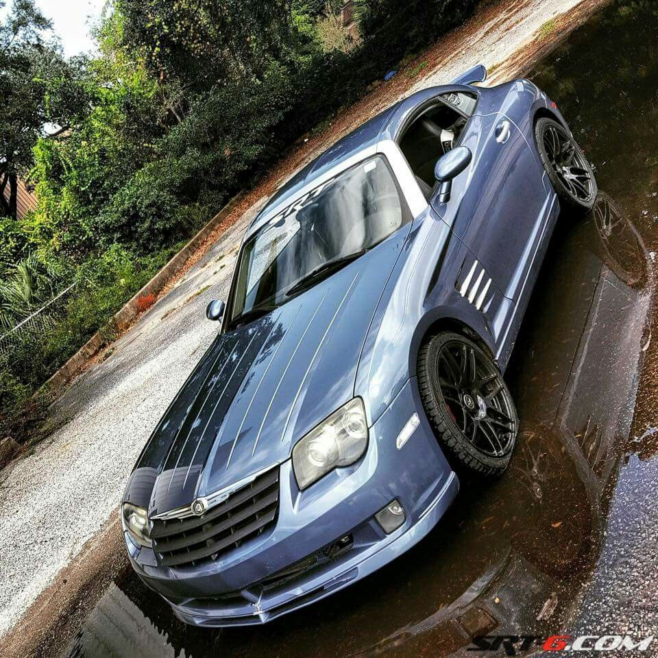 Chrysler Crossfire Srt6 Chrysler Crossfire Chrysler Car Projects