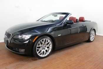 Bmw 328i Convertible >> Bmw 328i Convertible Jet Black Over Coral Red Leather