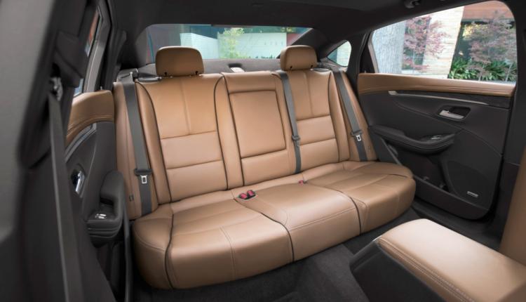 2018 Chevrolet Impala Interior Colors Chevrolet Impala Chevrolet Colorful Interiors