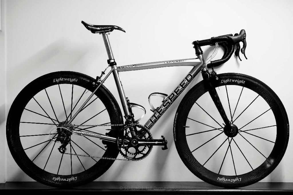 Image Result For Custom Titanium Road Bike