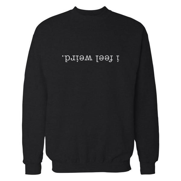 564f162e Kristen McAtee I FEEL WEIRD Crewneck Sweater Kristen Mcatee, Scotty Sire,  Outfit Goals,