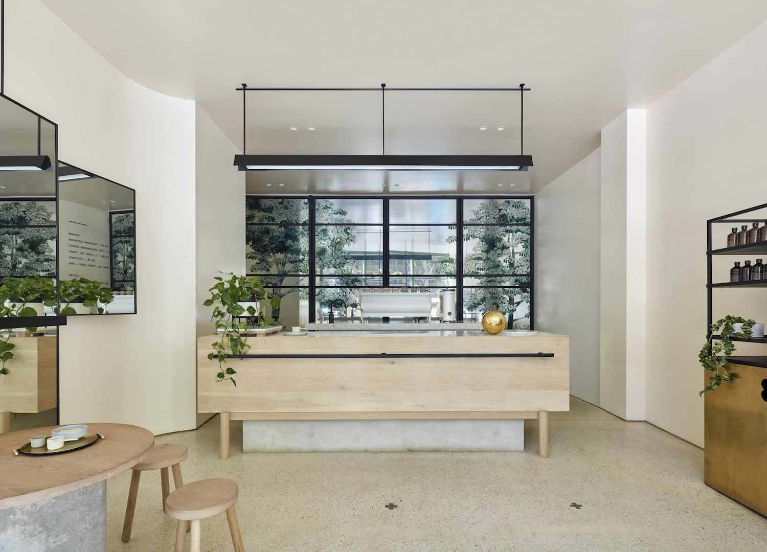 Workshop Brothers Coffee, Melbourne | designed by Hana ...