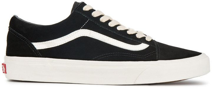 Vans Old Skool *Herringbone Lace* (Black Marshmallow