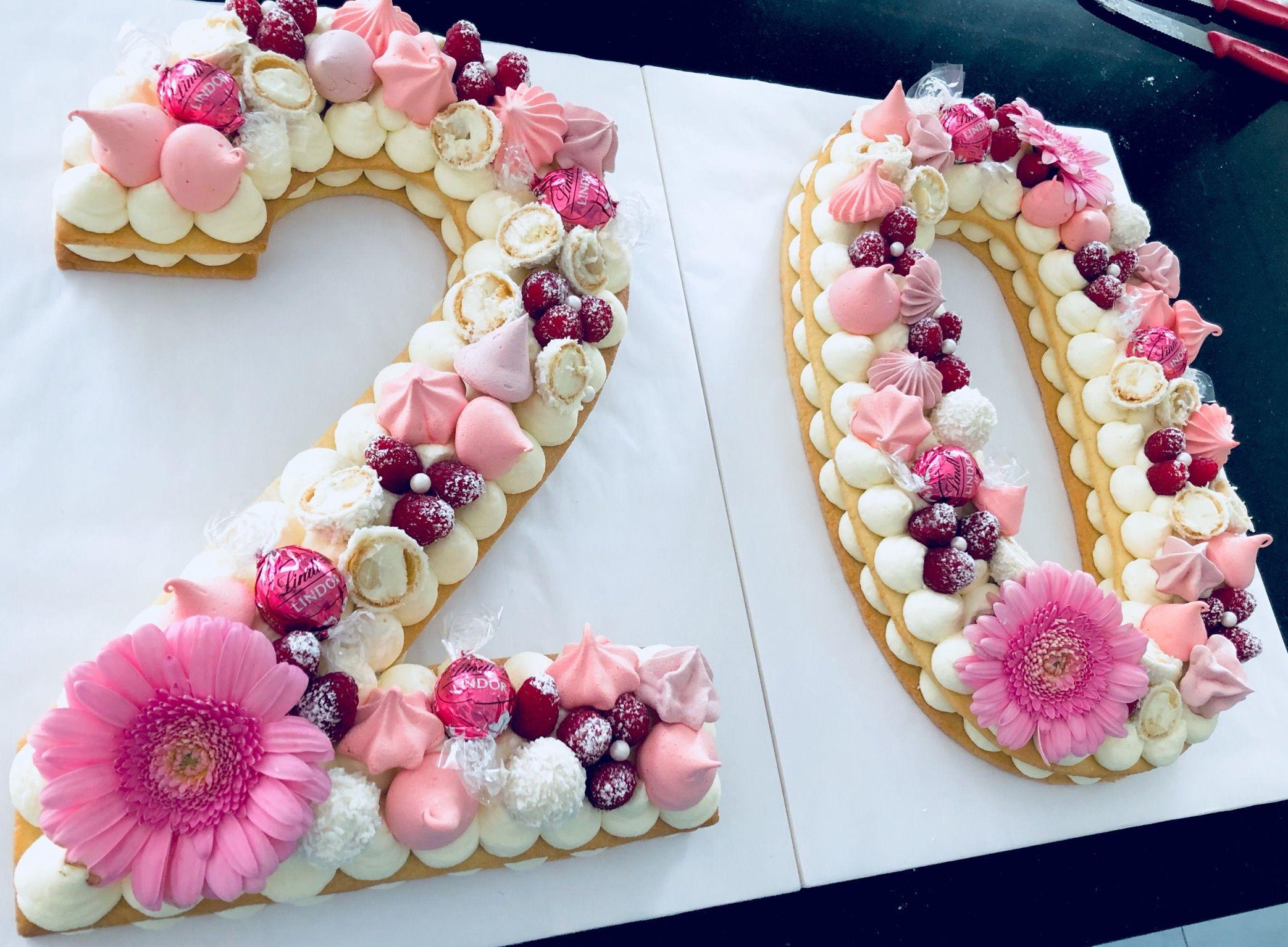 Zahlentorte Mit Bildern Torte 50 Geburtstag Kuchen Geburtstag