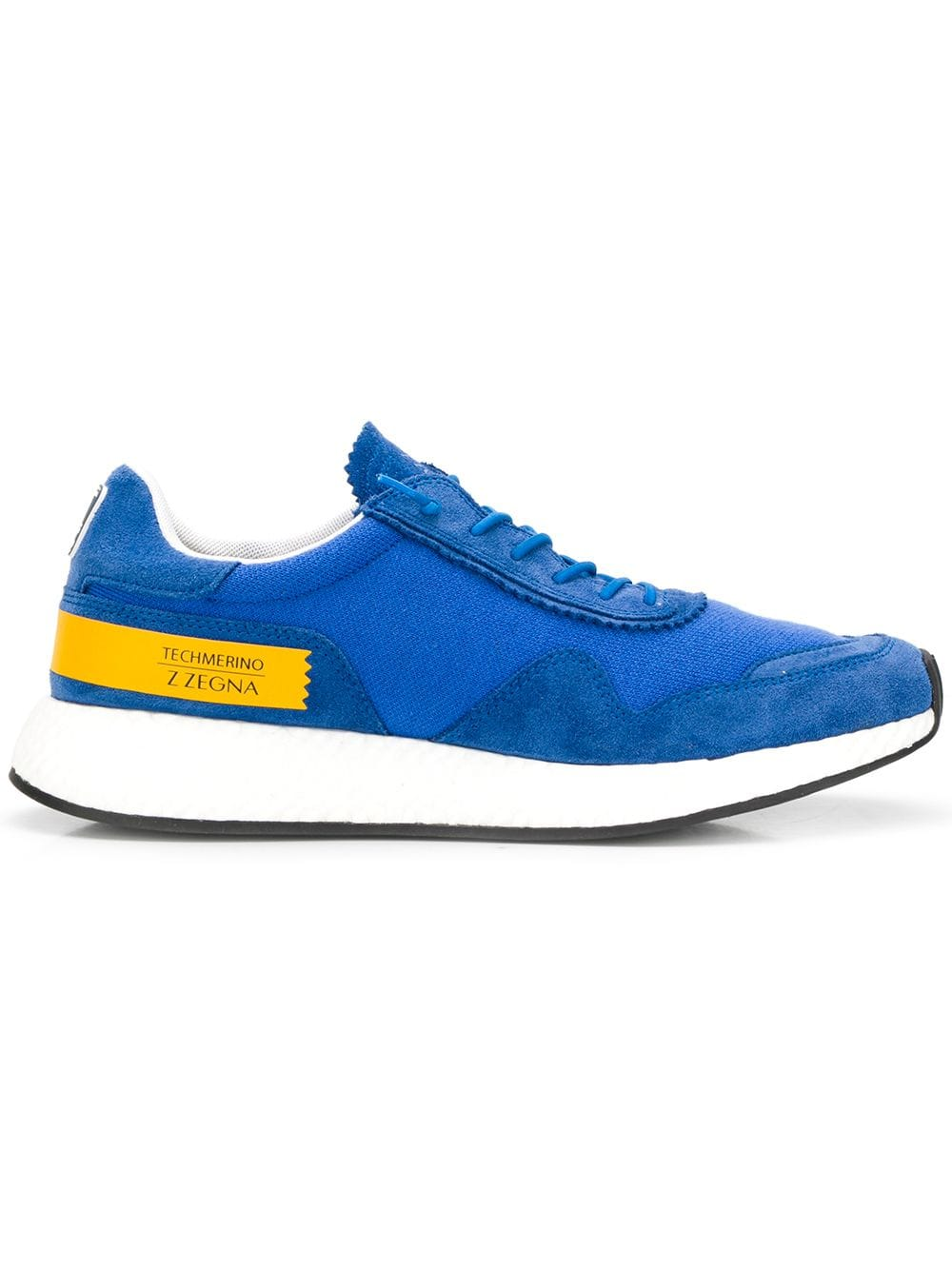 ea9c934a Z Zegna TECHMERINO™ sneakers - Blue in 2019 | Products | Sneakers ...