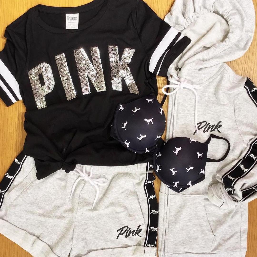 Victoria S Secret Pink Vspink Instagram Photos And Videos Pink Outfits Victoria Secret Pink Outfits Victoria Secret Outfits [ 1082 x 1080 Pixel ]