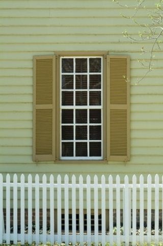 How To Install Shutters On Vinyl Siding Home Items
