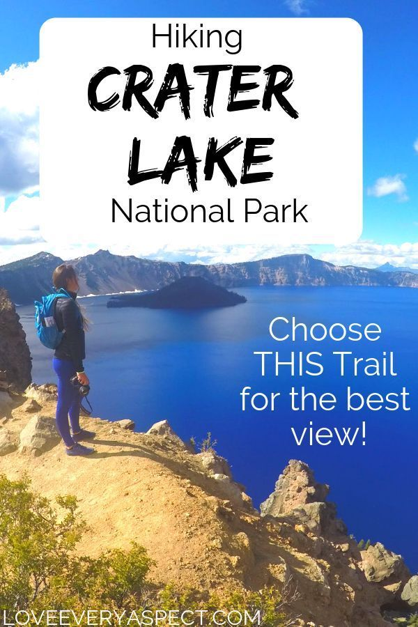 Is Crater Lake Worth The Visit? - Love Every Aspect