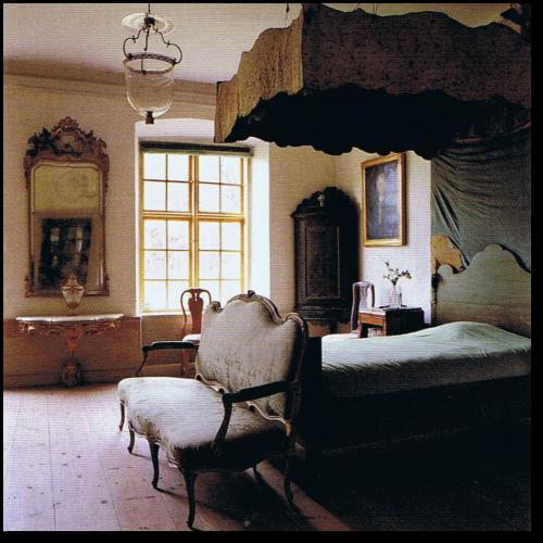 Lars Sjöberg and his Swedish manor Ekensberg