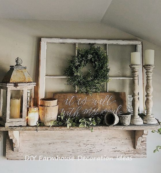 10 Easy Diy Wooden Craft Ideas Country House Decor