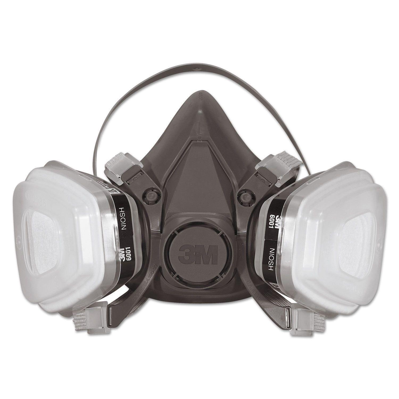 3M Half Facepiece Paint Spray Pesticide Respirator