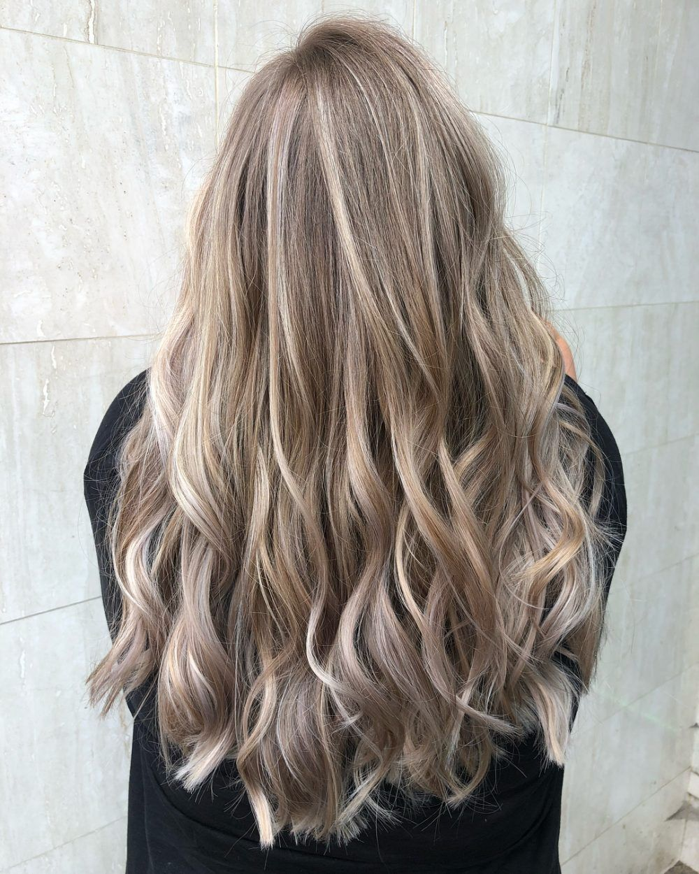 15 Hottest Chocolate Brown Hair Color Ideas of 15   Ash blonde ...