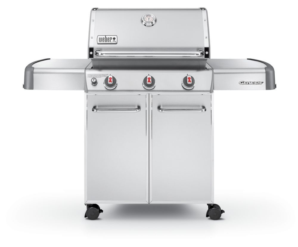 Weber Genesis S 310 Lp Gas Bbq The Home Depot Canada Natural Gas Grill Best Gas Grills Gas Grill