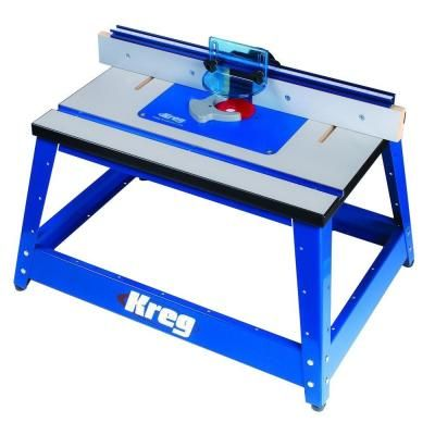 Kreg precision bench top router table kreg precision bench top router table prs2100 the home depot keyboard keysfo Images