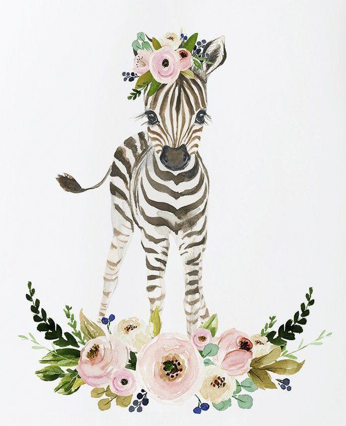 Nursery animal prints, Nursery decor, Safari Nursery wall art, Animal prints girl, elephant, cheetah, zebra, giraffe