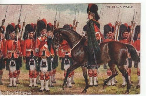 Inspection by the Colonel of the regiment