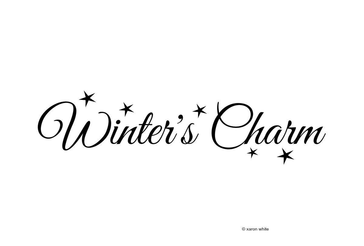 ♦️Winter Charm ♦️