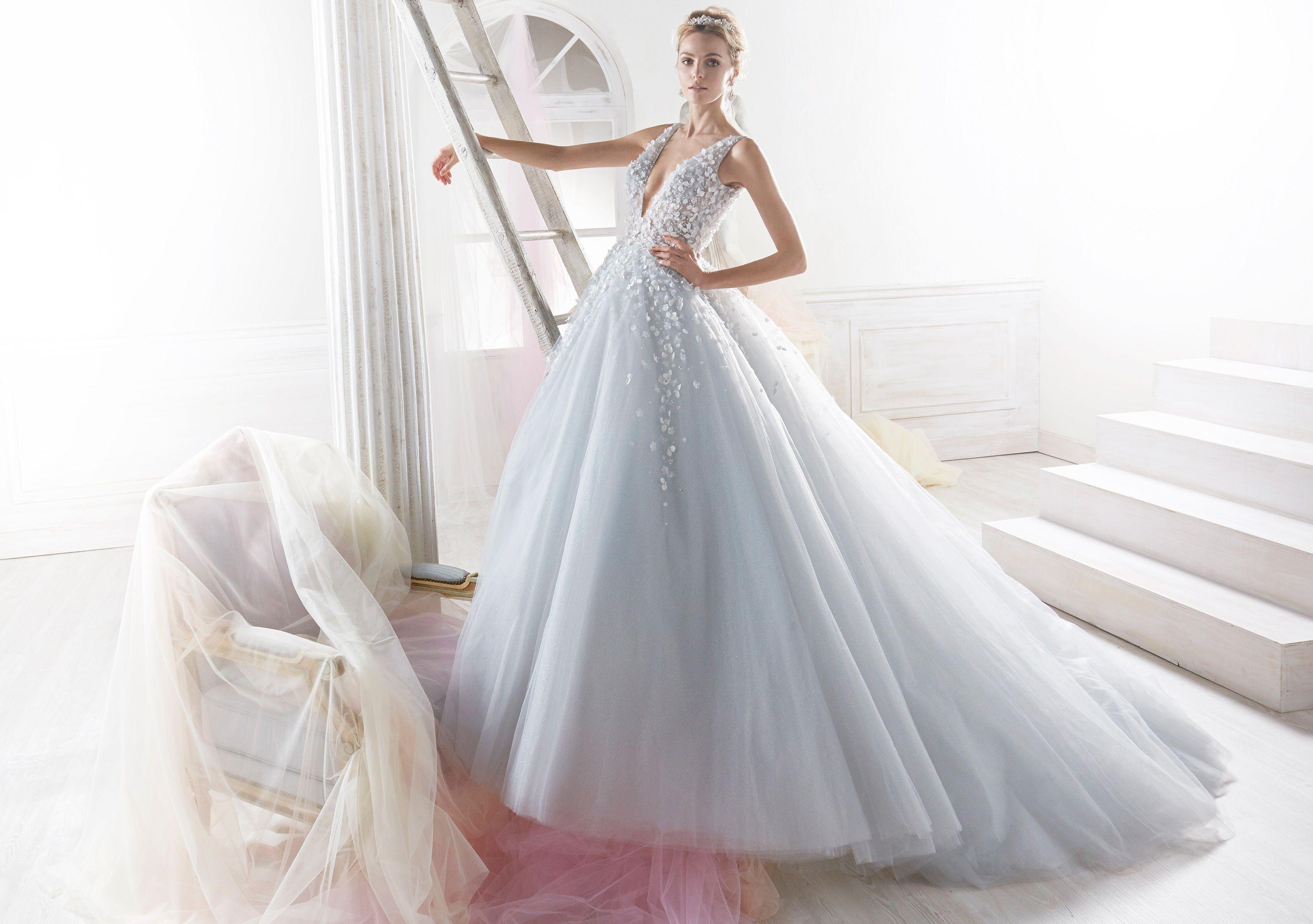 Abito da sposa nicole niab f gowns pinterest