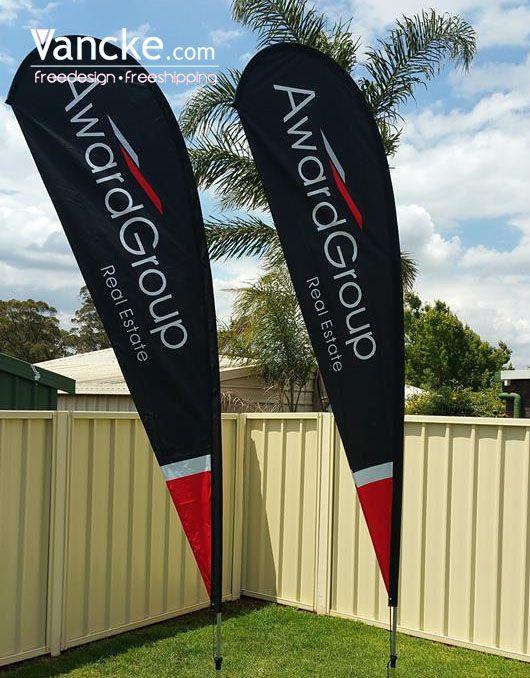 Pin By Vancke On Material Pop Pos Posm In 2020 Teardrop Banner Custom Flags Free Design