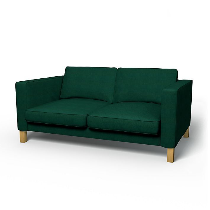 Karlstad Sofa Covers 2 Seater Regular Fit using the fabric