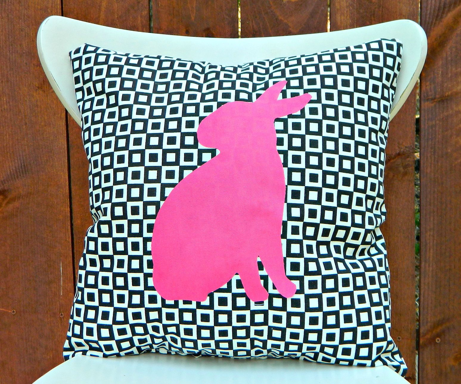 Graphic animal silhouette pillows graphics animal silhouette and