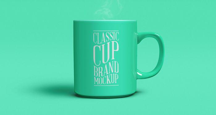 22 Creative Mug Printing Design Psd Template Collection Designslayer Mugs Mug Printing Cool Mugs