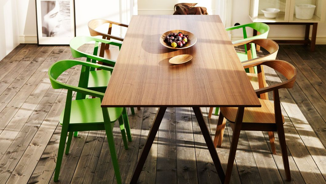 Tavolo Stockholm ~ Icon of good ikea stockholm dining table perfect dining room