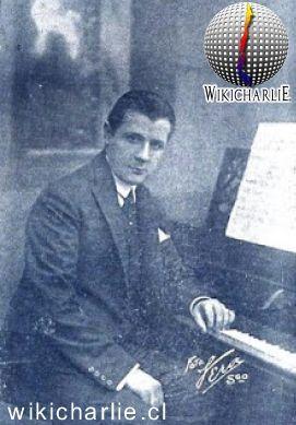 Américo Juan José Tritini Diodati (Talca 17 de junio 1894)[1], hijo de los inmigrantes italianos Gerardo Tritini y Gueudalina Diodati. Virtuoso pianista Chileno