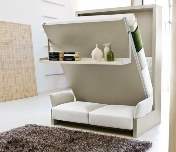 Nuovoliola 10 | Resource Furniture #wallbed #murphybed #spacesaver Www. Resourcefurniture.com