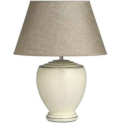 Large Traditional Como Table Lamp H14905 Vintage Antique Style Perfect For All Living Rooms