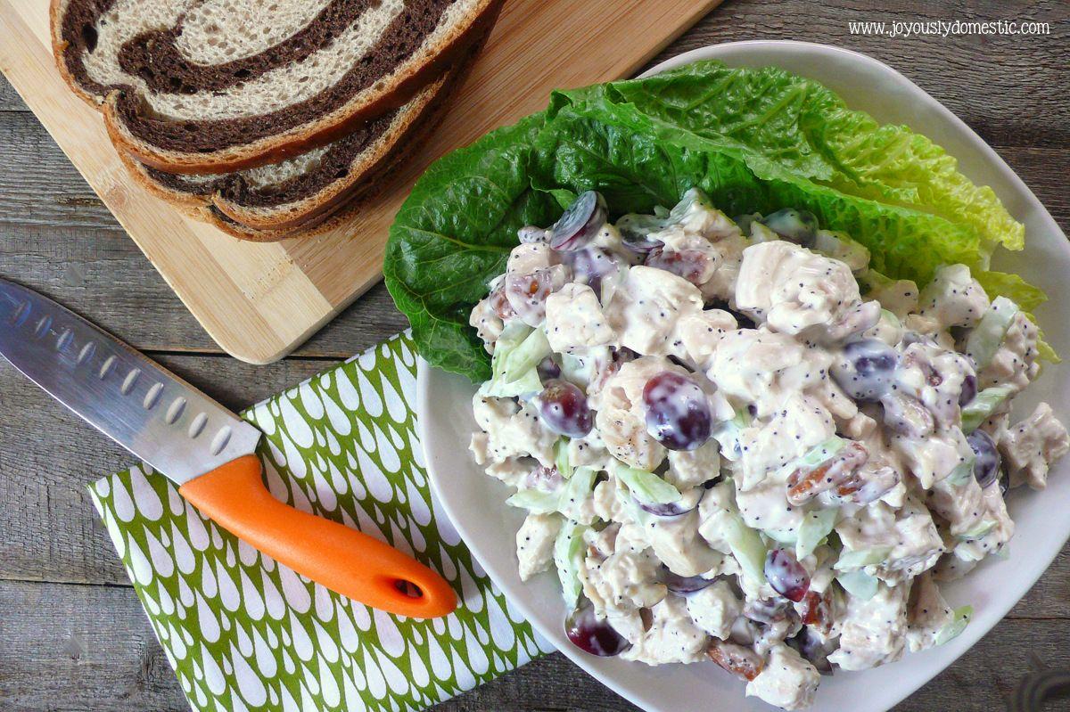 recipe: whole foods chicken salad recipe [10]