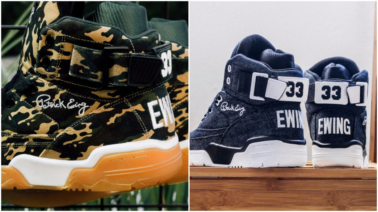 dba3938b85c Preview Of The Ewing Athletics 33 Hi September Line Up