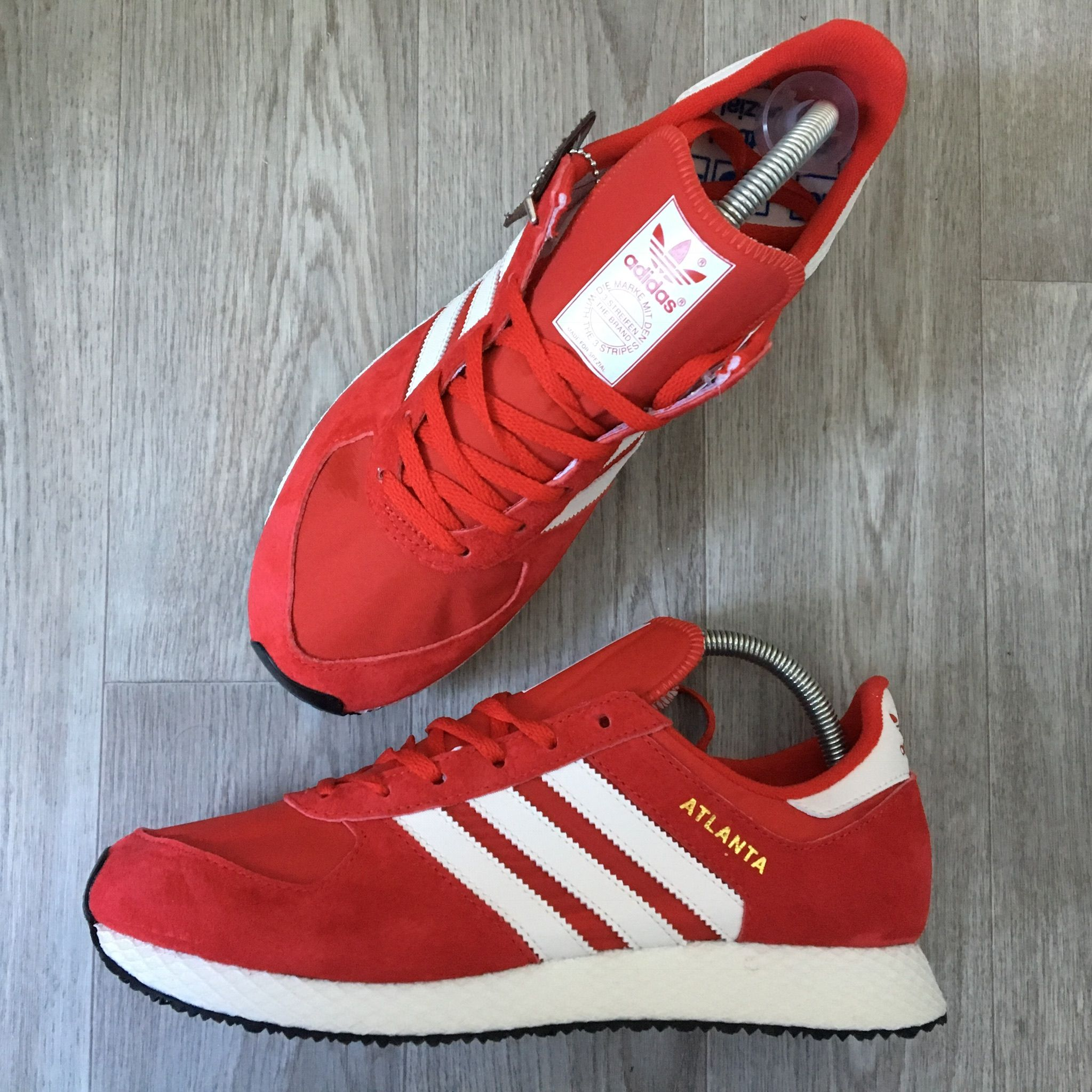 online store d86e1 be61c Adidas Atlanta SPZL. Article BY1880. Year 1216. Made in Vietnam.