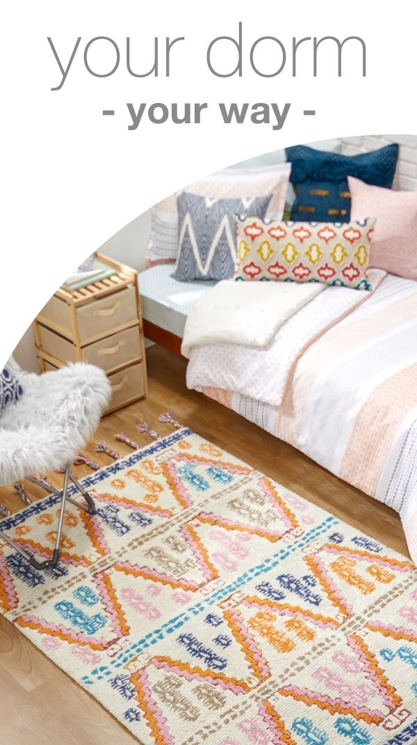 Design Your Own Dorm Room: 8 Girl's Dorm Room Decorating Tips