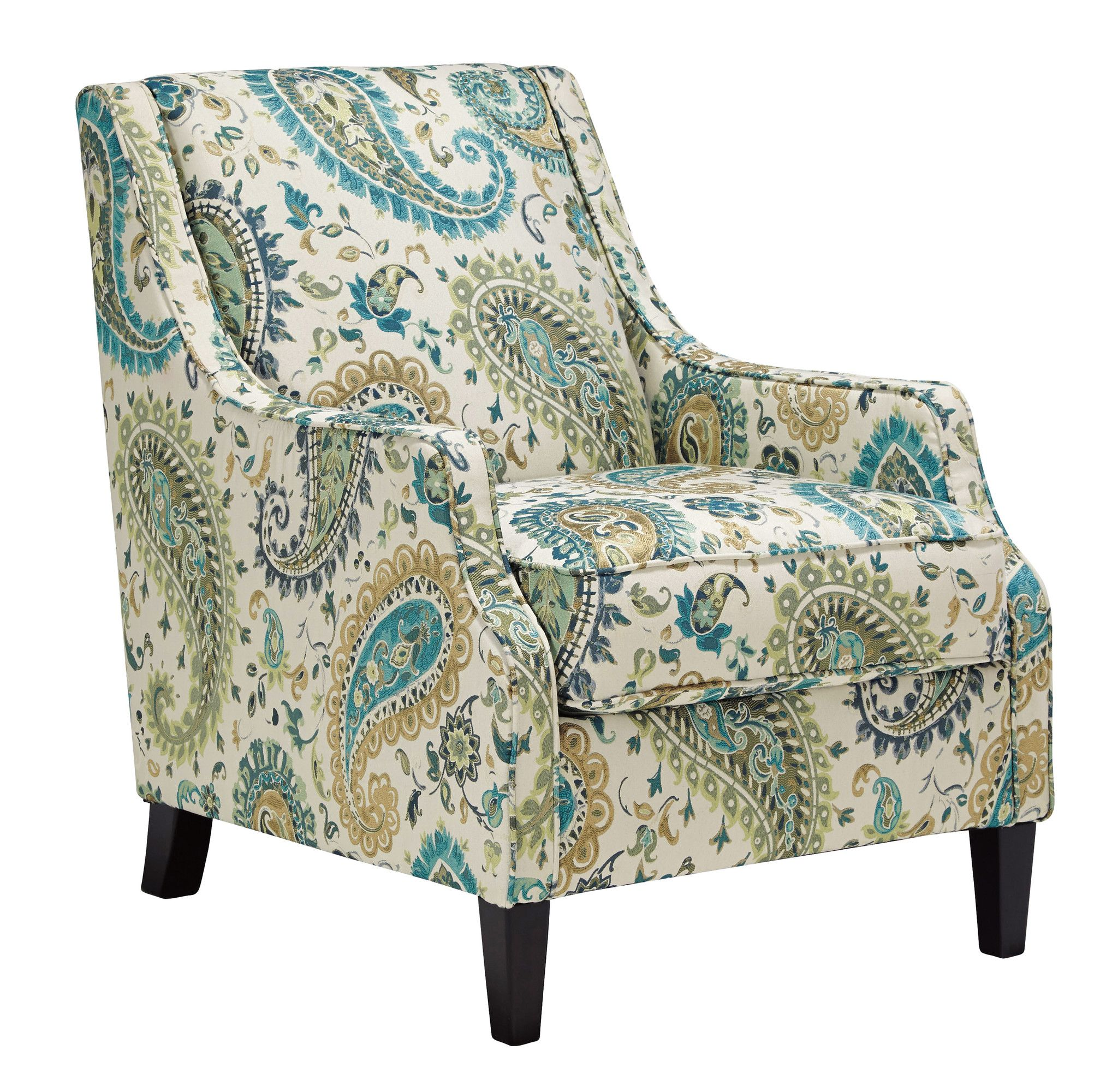 Living Room Accent Chair Lochian Accent Chair With Arms By Ashley