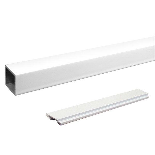 Best Peak Aluminum Railing 6 Ft Black Aluminum Stair Picket 400 x 300