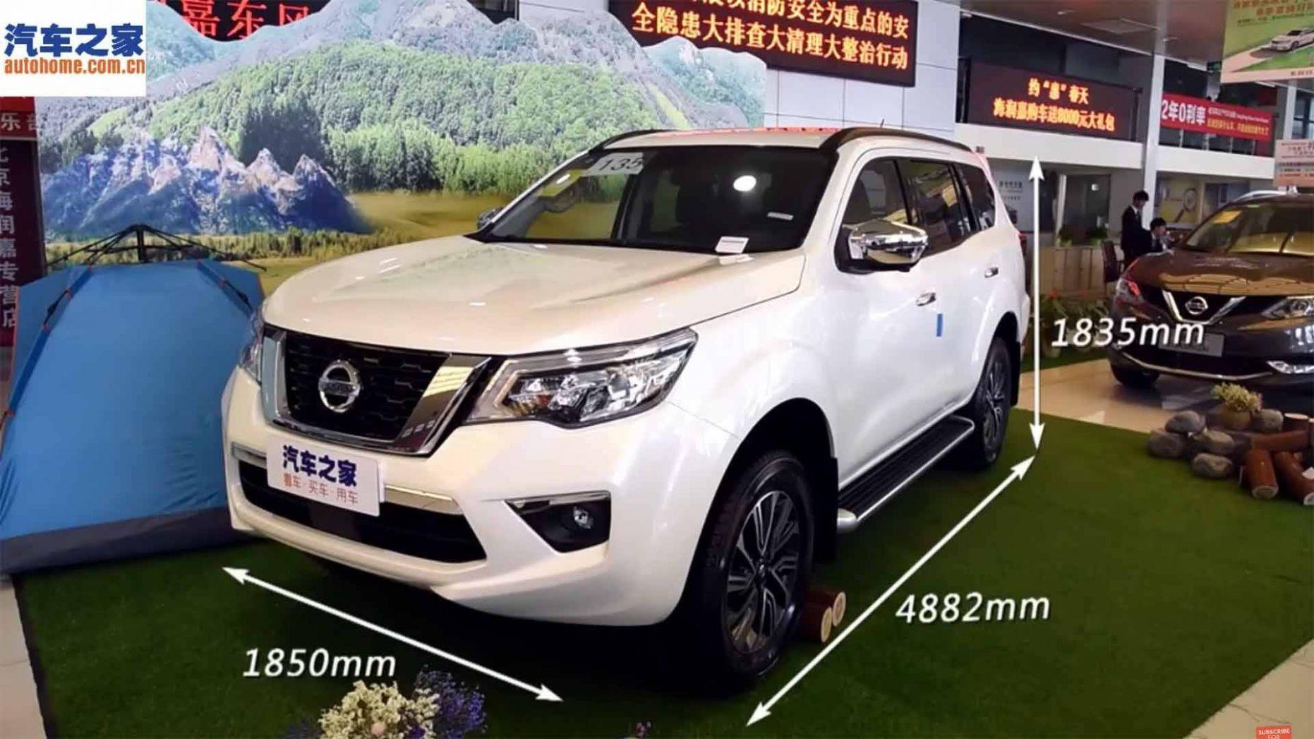 Nissan Terra 2021 Price Design And Review Di 2020 Mobil Teknologi