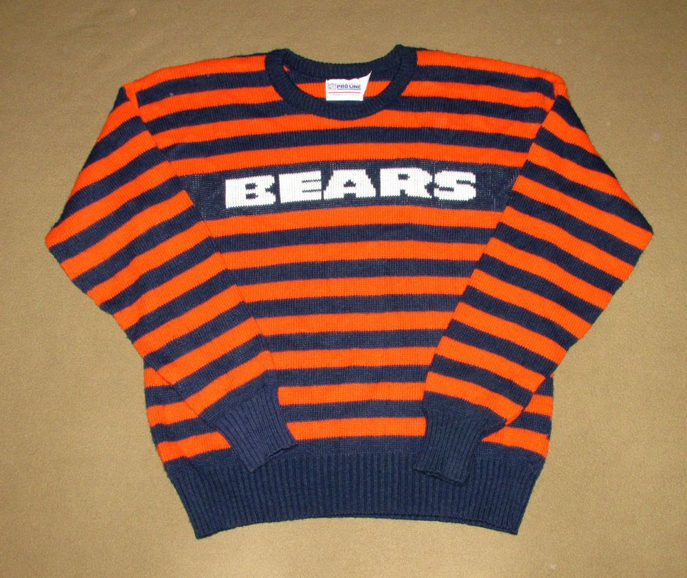 san francisco c8d75 b3b73 Vintage Cliff Engle Sweater On Ebay!!! | Chicago Bears ...