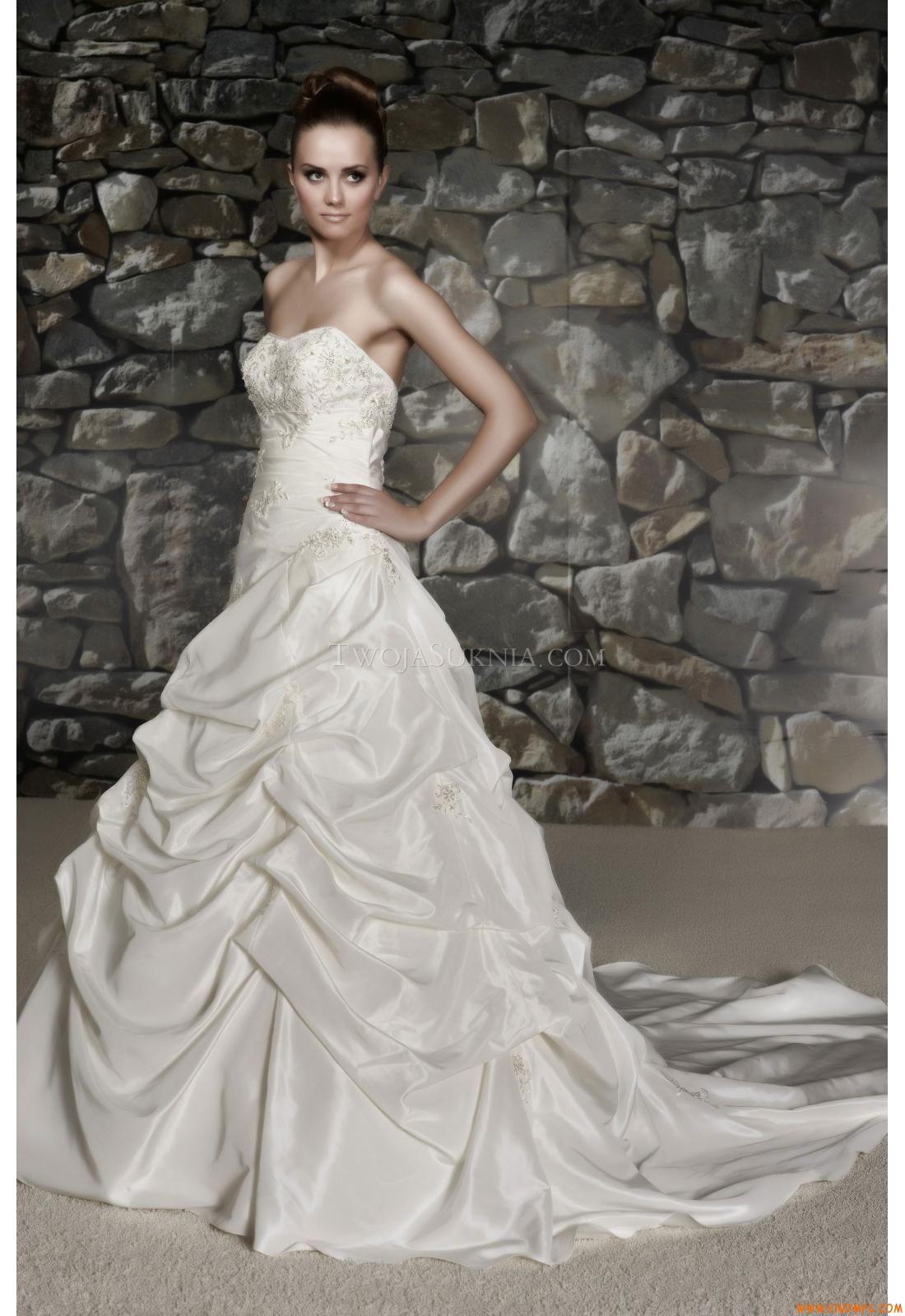 Vestidos de noiva Lisa Donetti 70231 2012