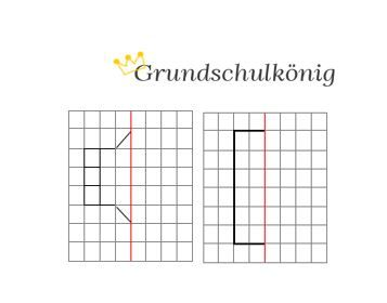 symmetrie arbeitsbl tter f r die grundschule mathe3 crossword. Black Bedroom Furniture Sets. Home Design Ideas