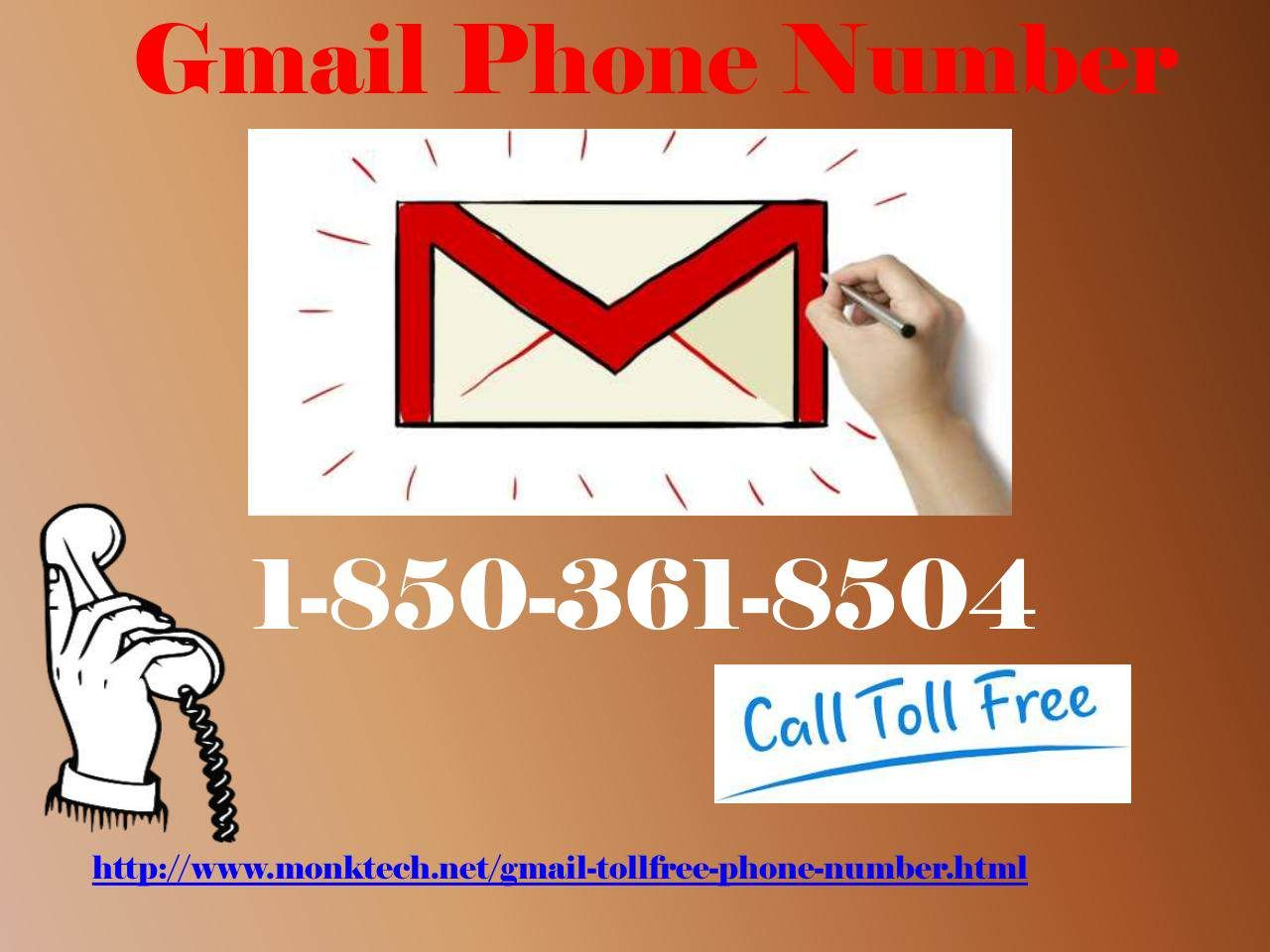 Dial gmail phone number to root out gmail issues 1850361