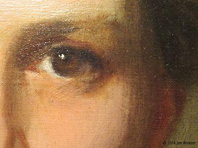 Joe's Fine Art Blog: John Singer Sargent Painting at National Portrait Gallery…