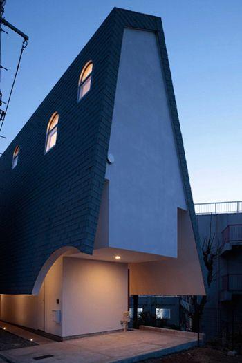 House Designs Ideas Inspiration Photos Trendir Architecture Attic Design Roof Architecture