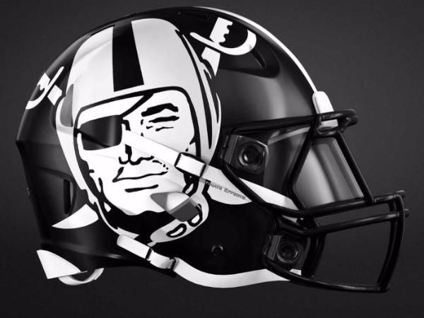 c0d8a5459a3 Check Out The Awesome Redesigned NFL Helmets of All 32 Teams Hell Yes! My  FAV TEAM!!!