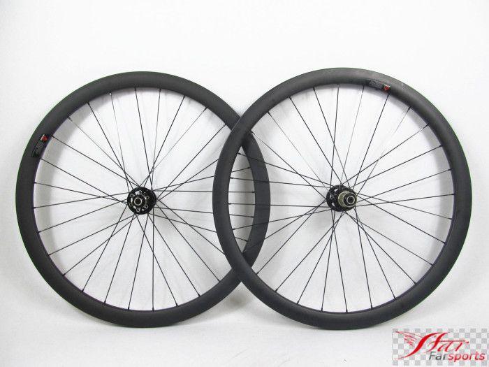 Far Sports Fsc38 Cm 23 Novatec 38 23 Strong Wheels Cyclocross Disc