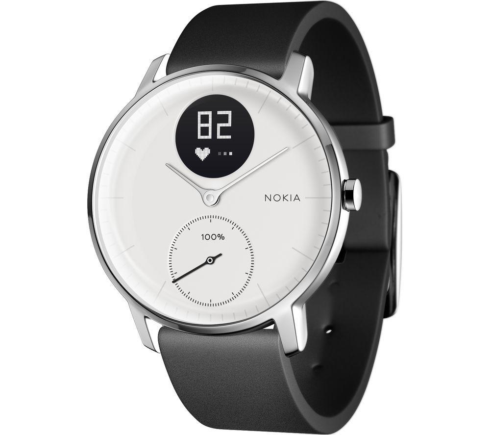 Nokia Steel Hr H Valentine Of Nokia Technology News World Smart Watch Tracking Watch Fitness Tracker